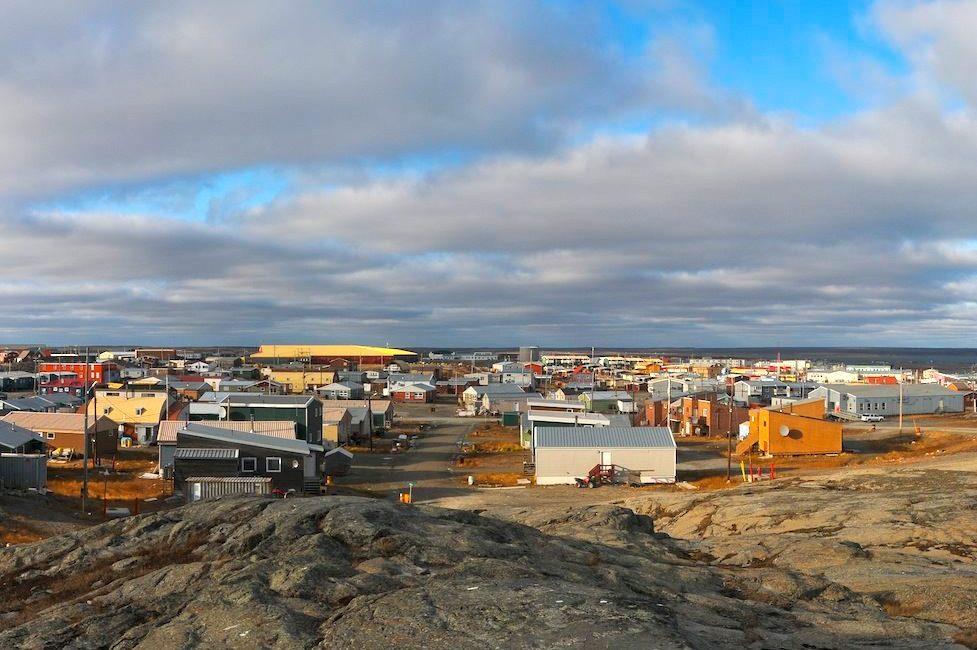 Scenic View of Siniktarvik