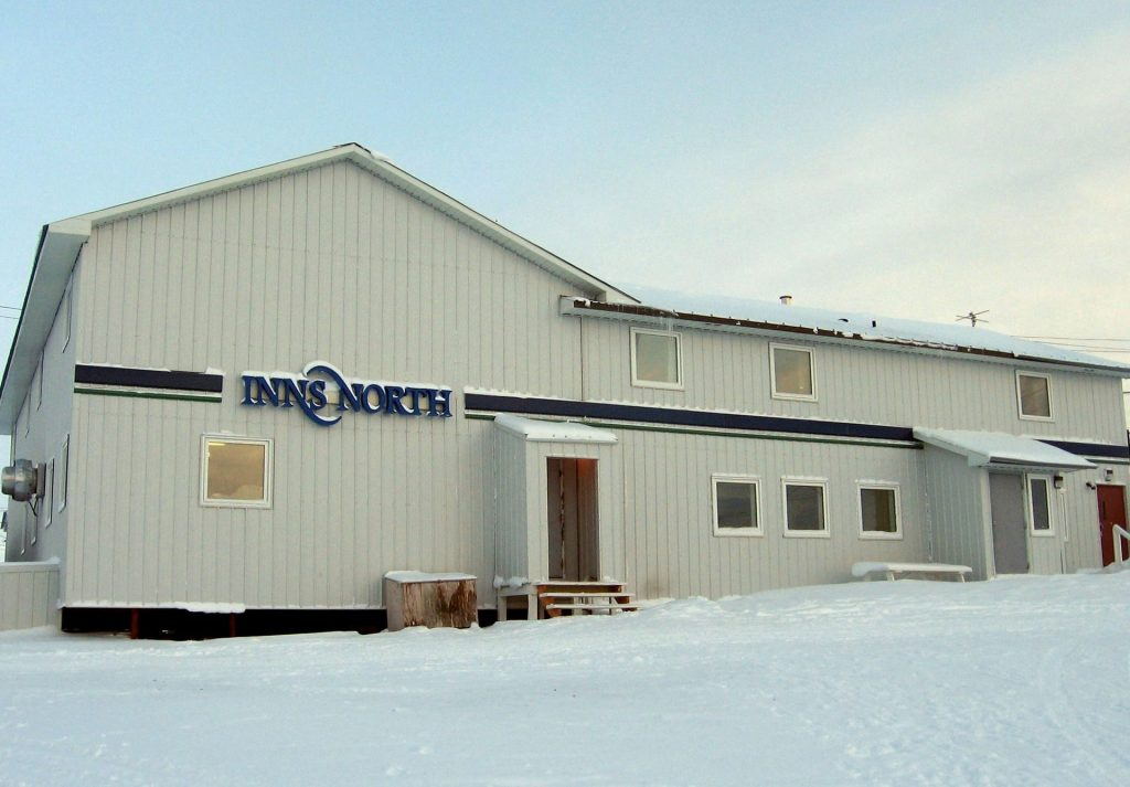 Outdoor Photo of Inns North Hotel