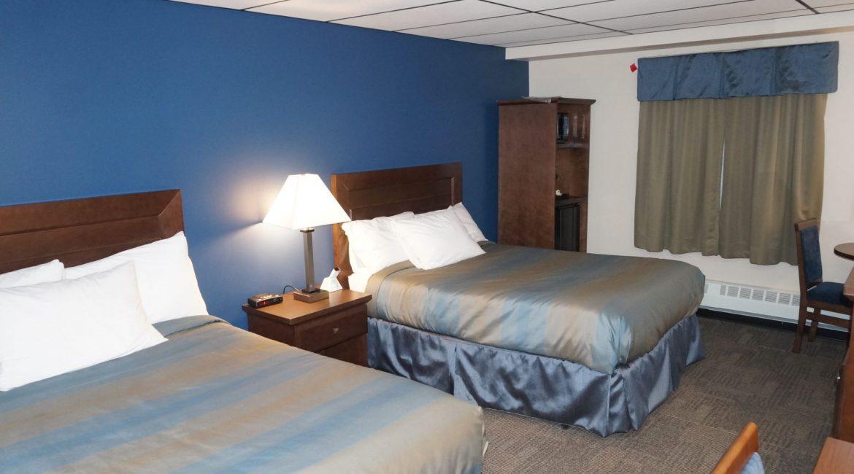 Hotel Bedroom in Naujaat