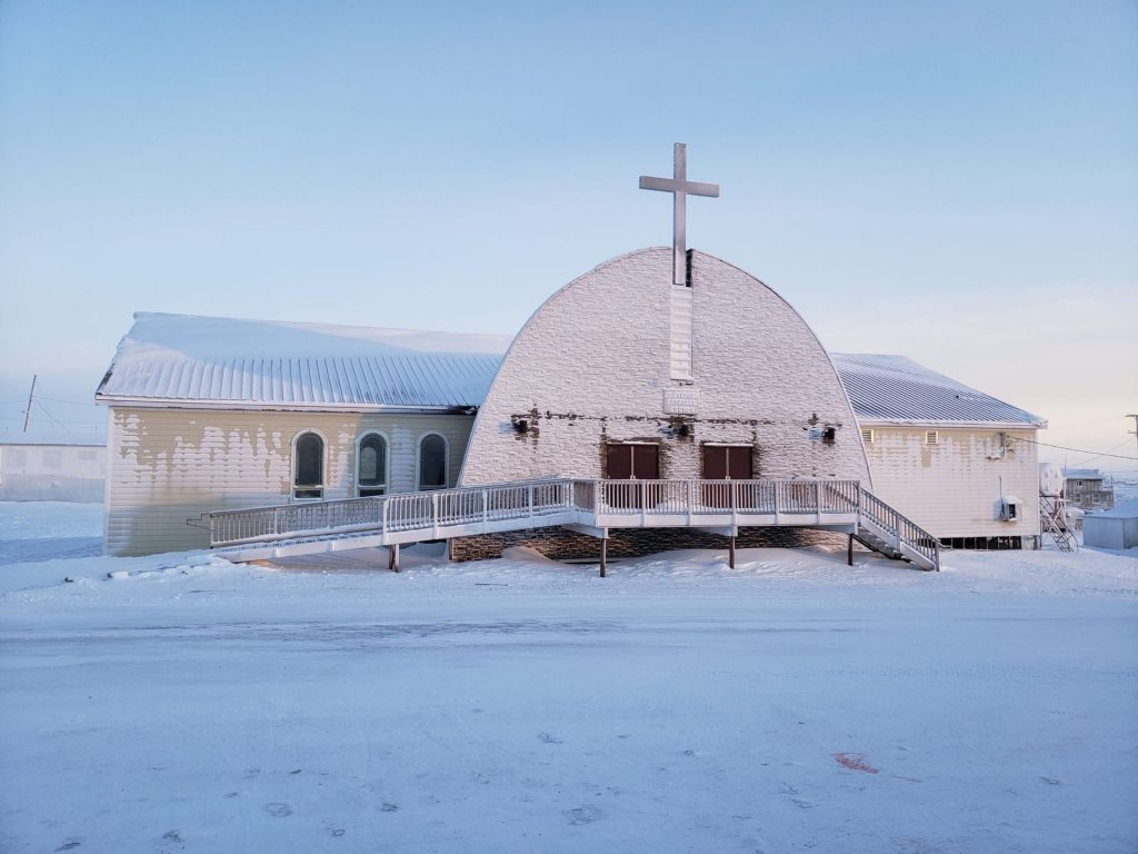 Church in Igloolik