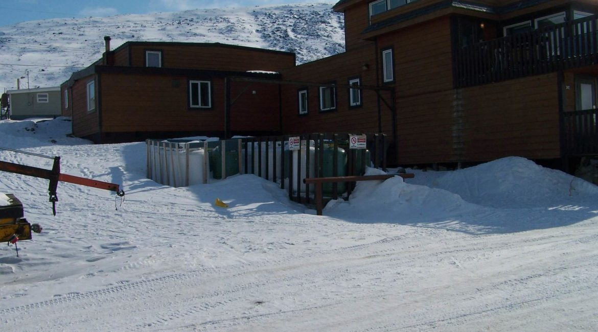 Outdoor View in Pangnirtung