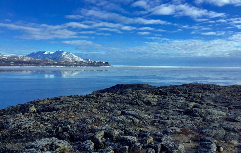 Scenery in Qikiqtarjuaq